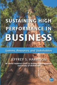 Cover Sustaining High Performance in Business