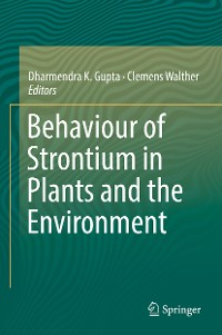 Cover Behaviour of Strontium in Plants and the Environment