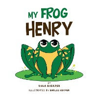 Cover My Frog Henry