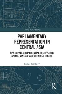 Cover Parliamentary Representation in Central Asia