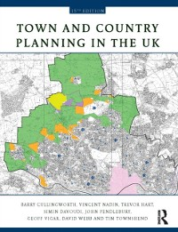 Cover Town and Country Planning in the UK