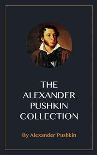 Cover The Alexander Pushkin Collection