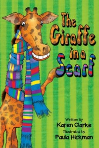 Cover Giraffe in a Scarf