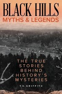 Cover Black Hills Myths and Legends