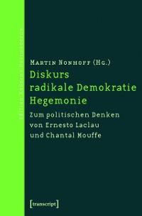 Cover Diskurs - radikale Demokratie - Hegemonie