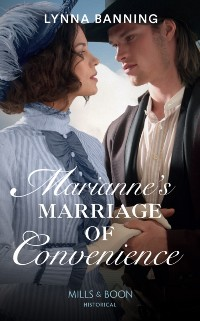 Cover Marianne's Marriage Of Convenience (Mills & Boon Historical)