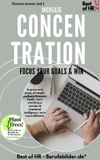 Cover Increase Concentration Focus Your Goals & Win