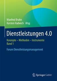Cover Dienstleistungen 4.0