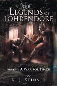Cover Legends of Lohrendore