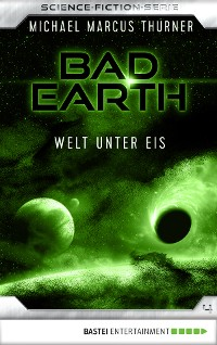 Cover Bad Earth 4 - Science-Fiction-Serie