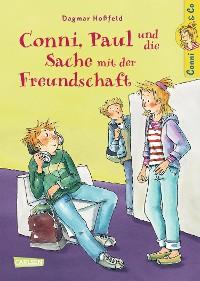 Cover Conni & Co 8: Conni, Paul und die Sache mit der Freundschaft