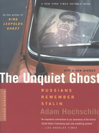 Cover The Unquiet Ghost