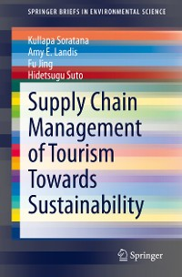 Cover Supply Chain Management of Tourism Towards Sustainability