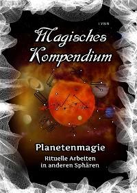 Cover Magisches Kompendium - Planetenmagie