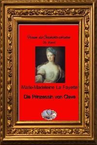 Cover Die Prinzessin von Cleve