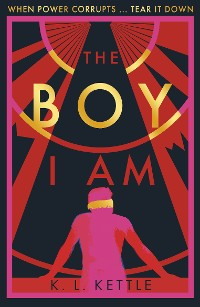 Cover The Boy I Am