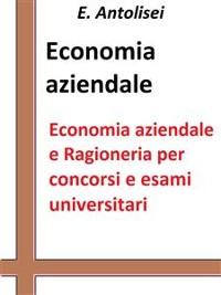 Cover Economia aziendale e Ragioneria per concorsi pubblici e esami universitari