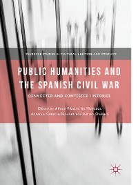 Cover Public Humanities and the Spanish Civil War