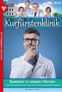 Cover Kurfürstenklinik 93 – Arztroman