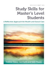 Cover Study Skills for Master's Level Students, revised edition