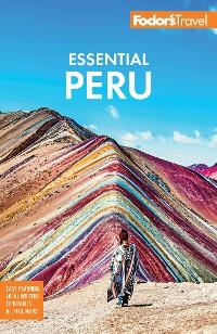 Cover Fodor's Essential Peru