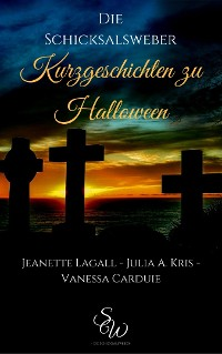 Cover Kurzgeschichten zu Halloween