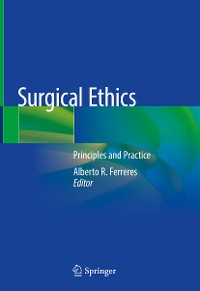 Cover Surgical Ethics