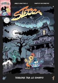 Cover Stecca e Cicciotto - Terrore tra le Sinapsi