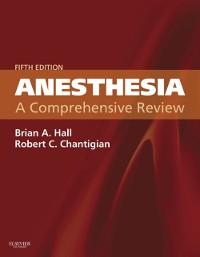 Cover Anesthesia: A Comprehensive Review E-Book