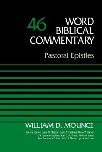 Cover Pastoral Epistles, Volume 46