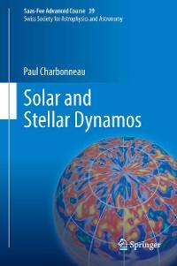 Cover Solar and Stellar Dynamos