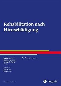 Cover Rehabilitation nach Hirnschädigung