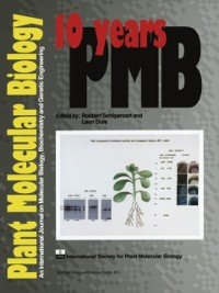 Cover 10 Years Plant Molecular Biology