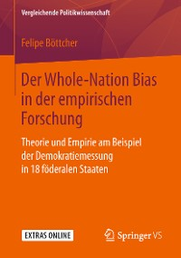 Cover Der Whole-Nation Bias in der empirischen Forschung