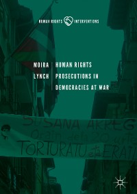 Cover Human Rights Prosecutions in Democracies at War