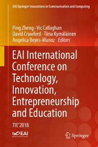 Cover EAI International Conference on Technology, Innovation, Entrepreneurship and Education
