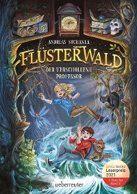 Cover Flüsterwald - Der verschollene Professor