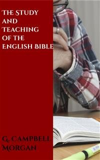 Cover The Study and Teaching of the English Bible