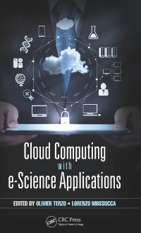 Cover Cloud Computing with e-Science Applications