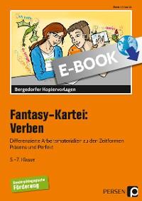 Cover Fantasy-Kartei: Verben