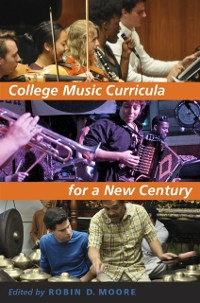 Cover College Music Curricula for a New Century