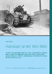 Cover Ranskan tankit 1915-1950