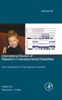 Cover Early Development in Neurogenetic Disorders