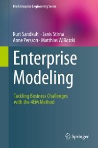 Cover Enterprise Modeling