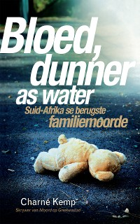 Cover Bloed, dunner as water