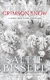 Cover White Trees Crimson Snow