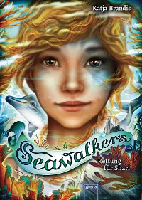 Cover Seawalkers (2). Rettung für Shari
