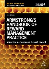 Cover Armstrong's Handbook of Reward Management Practice