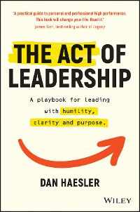 Cover The Act of Leadership