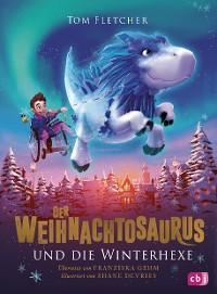 Cover Der Weihnachtosaurus und die Winterhexe